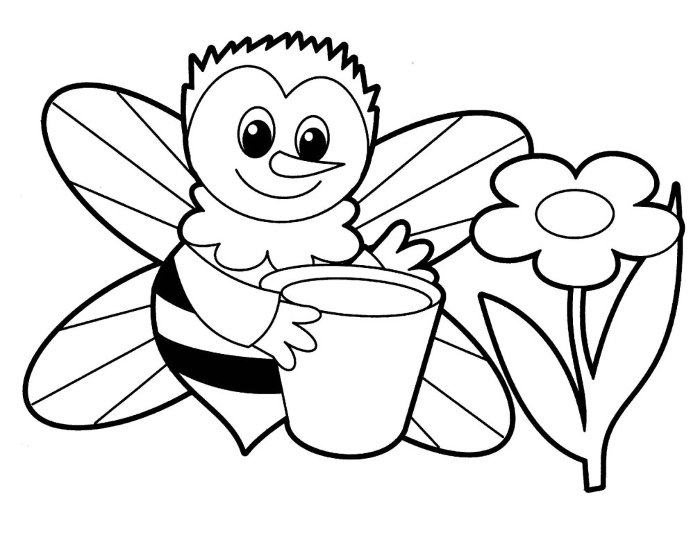 Free Coloring Pages Of Cartoon Jungle Animals