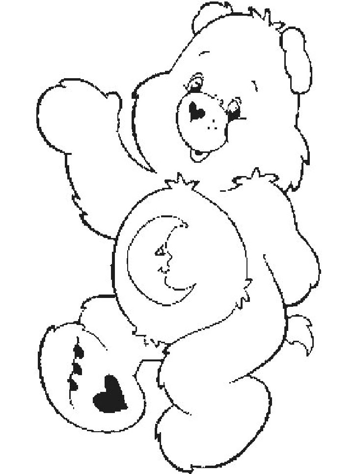 free coloring pages bedtime - photo#30