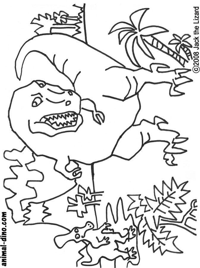 dino dan coloring pages printable - photo#16
