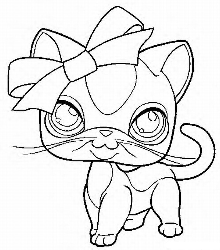 Little Pet Shop Coloring Pages 39 | Free Printable Coloring Pages