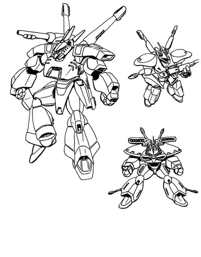 Coloring pages Transformers for Boys to print free and paint