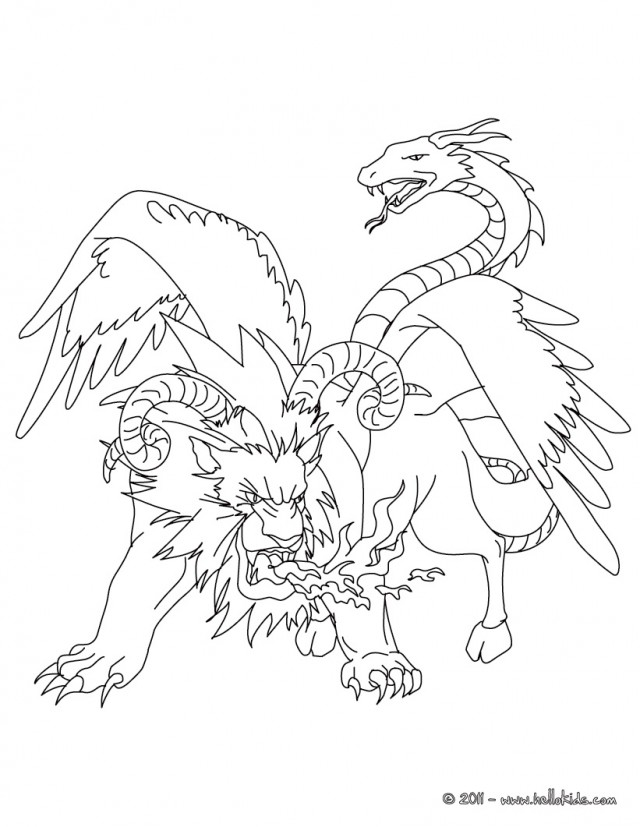 Sphinx Coloring Page Az Coloring Pages Sphinx Coloring Page