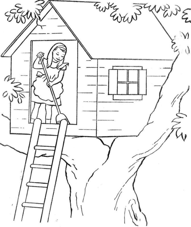 Printable Coloring Pages 7 Continents 57