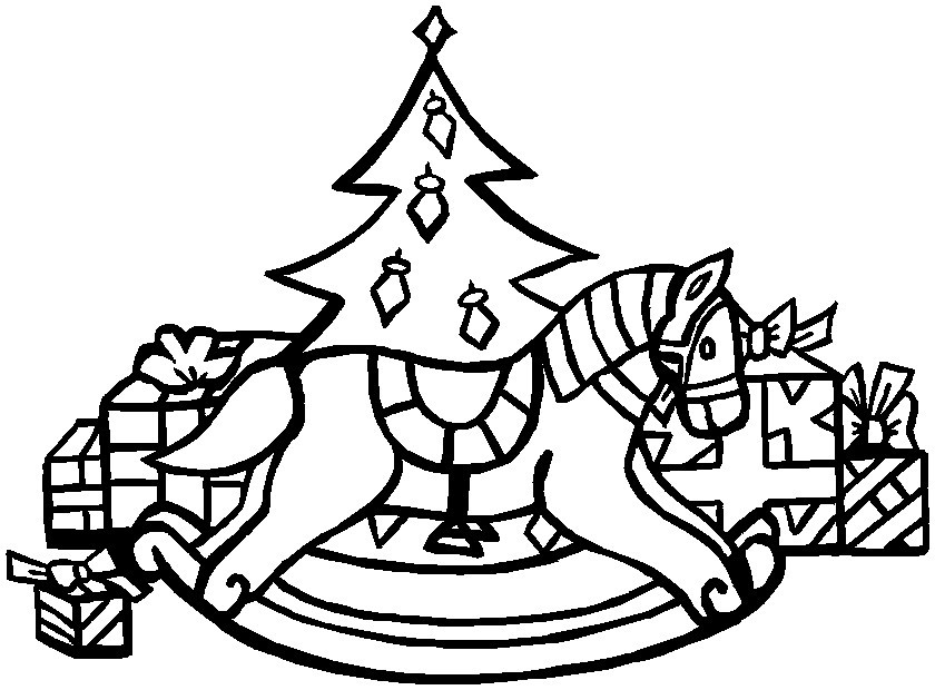 Dltk Christmas Coloring Pages