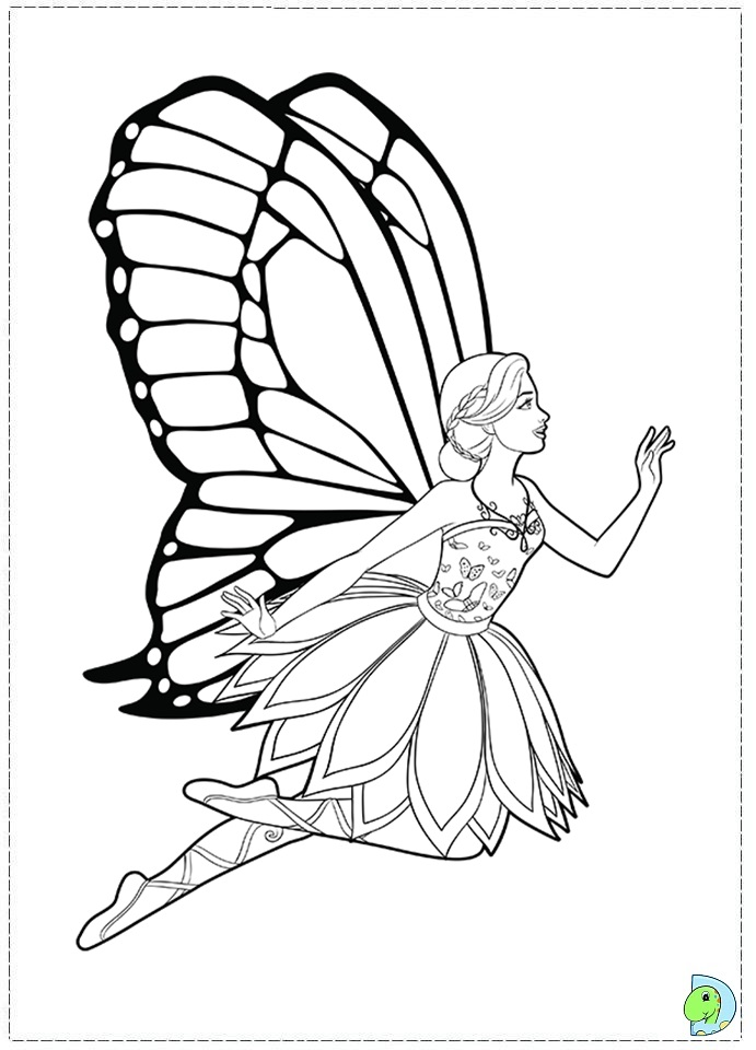 farytale princess coloring pages - photo#36