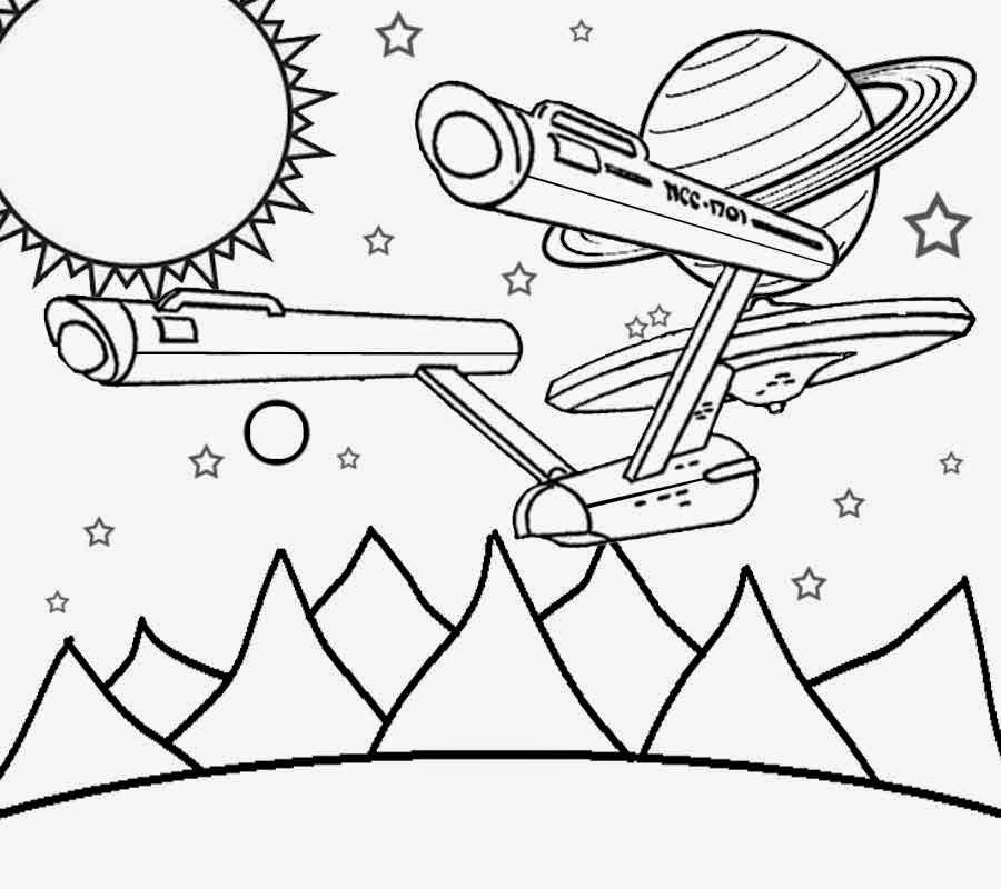 Solar System Coloring Pages To Print  Coloring Home