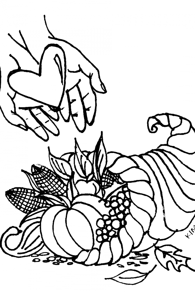 christian thanksgiving coloring pages download free printable az coloring pages Preschool Thanksgiving Coloring Pages  Christian Thanksgiving Coloring Sheets Free