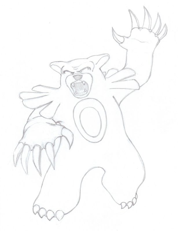Polar Bear Polar Bear Do You Hear Coloring Pages - AZ Coloring Pages
