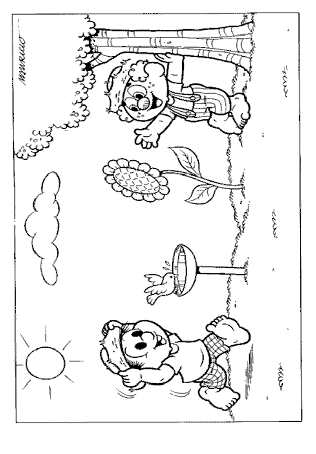 Engie Benjy AZ Coloring Pages