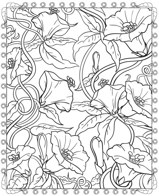 Dover Coloring Pages Home