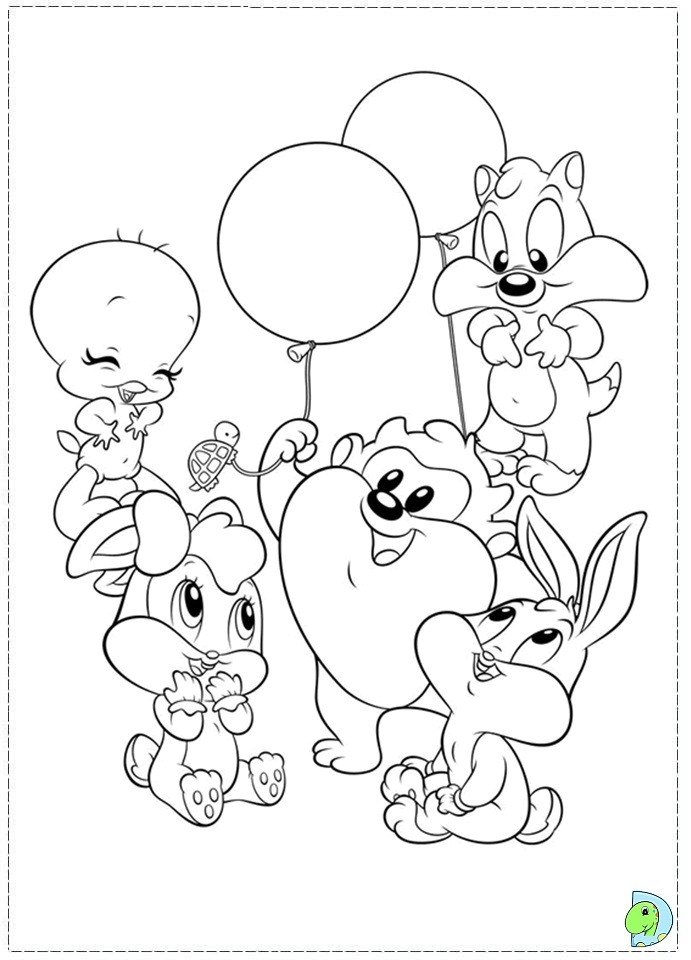 toons coloring pages - photo#20