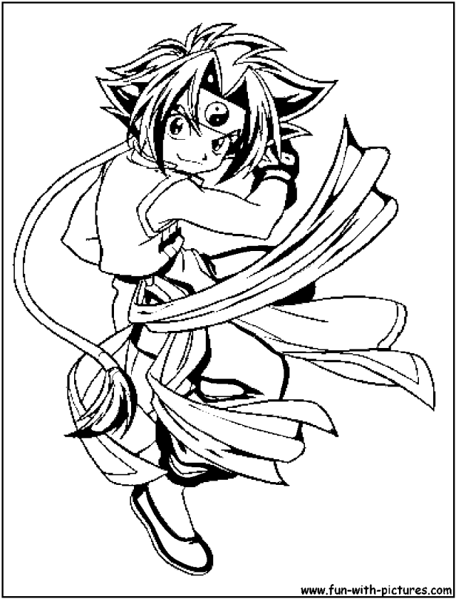 beyblades pegasus coloring pages - photo#21
