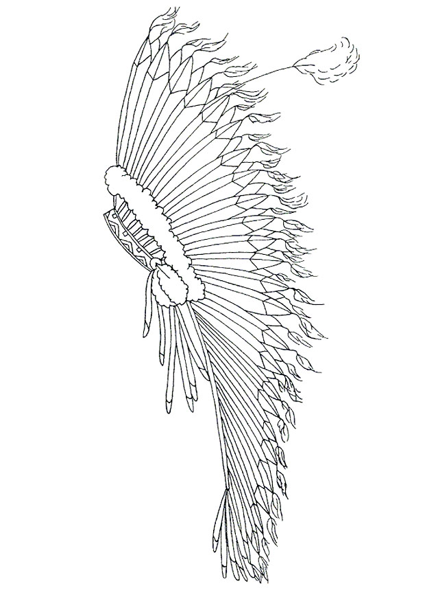 Feather coloring pages az coloring pages for Coloring pages of feathers