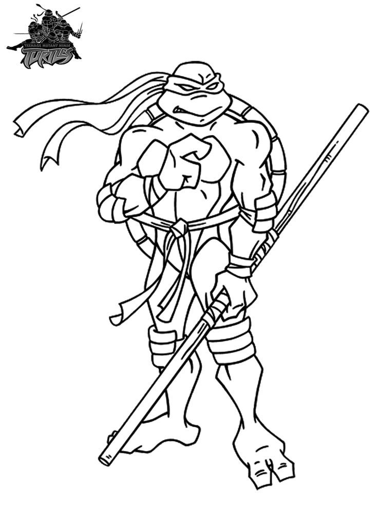 Ninja pictures for kids coloring home for Ninja coloring pages for adults
