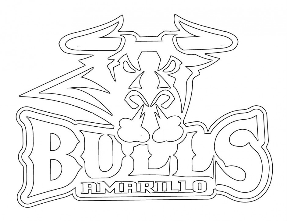 Chicago bulls coloring pages az coloring pages for Chicago bulls coloring pages