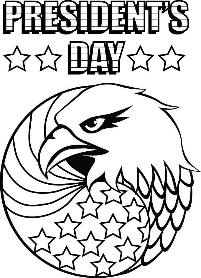 Veterances Day Coloring Page