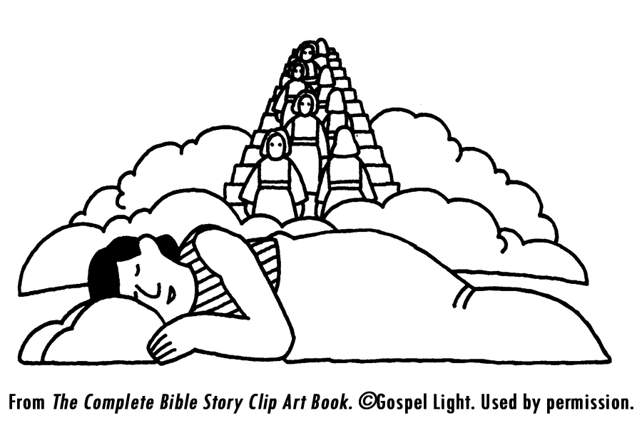 Jacob And Esau Coloring Pages - Free Coloring Pages For KidsFree