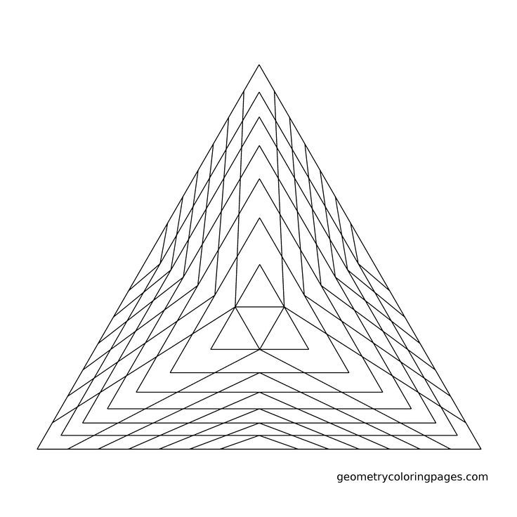 sacred geometry coloring pages - photo #10