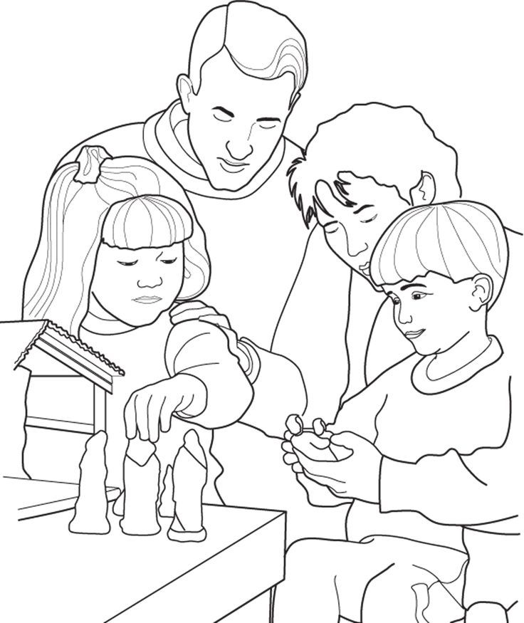 Lds Coloring Pages Pdf : Lds primary coloring pages home