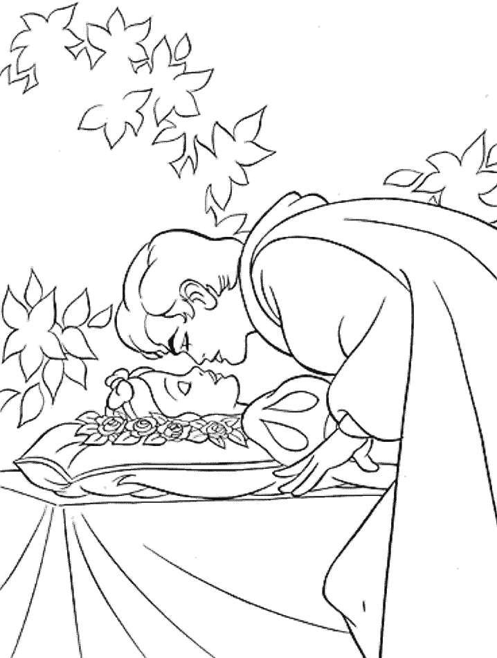 Snow White Colouring Pages- PC Based Colouring Software, thousands
