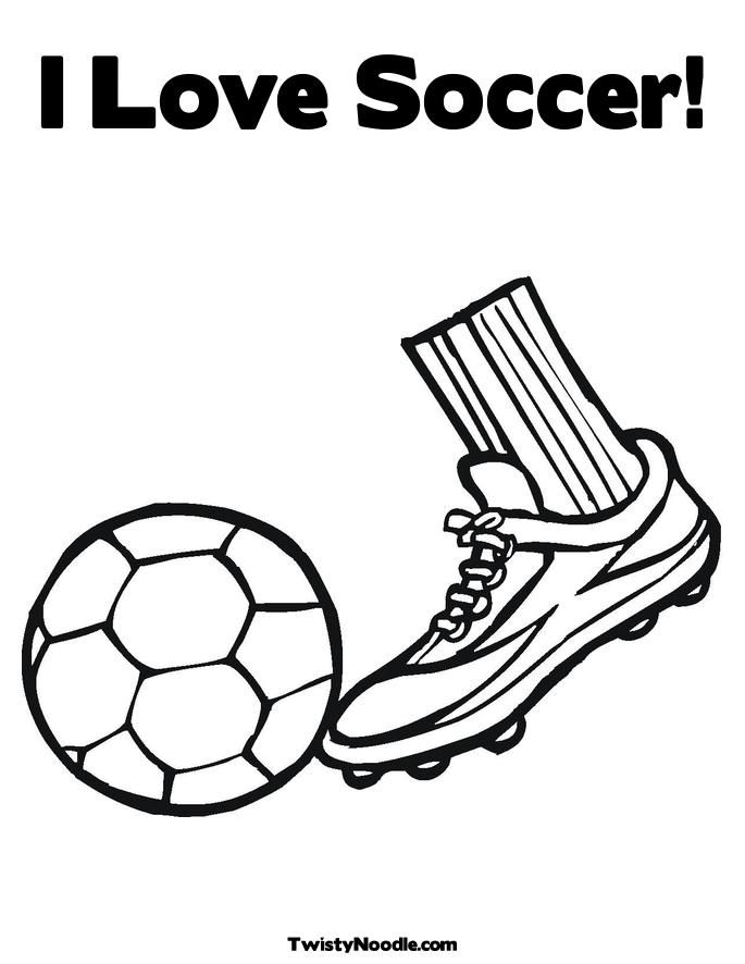 Soccer ball coloring pages coloring home for Soccer balls coloring pages