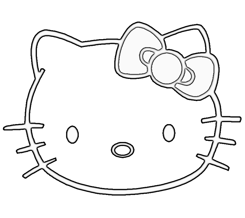 Hello Kitty Drawings Coloring Pages : Drawings of hello kitty az coloring pages