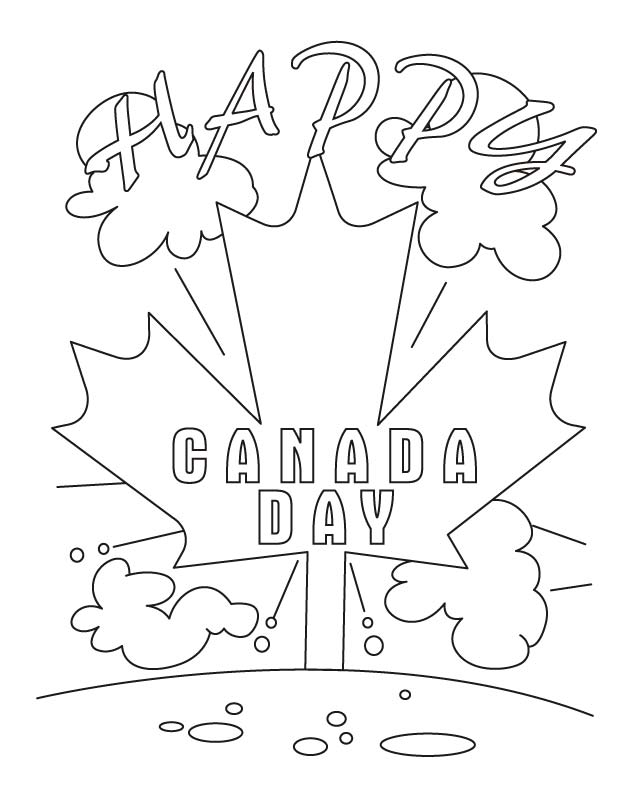 Welcome to the country of Maples coloring pages | Download Free