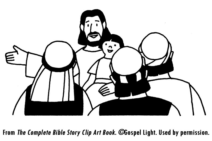 Jesus raises lazarus coloring page az coloring pages for Jesus blesses the children coloring page