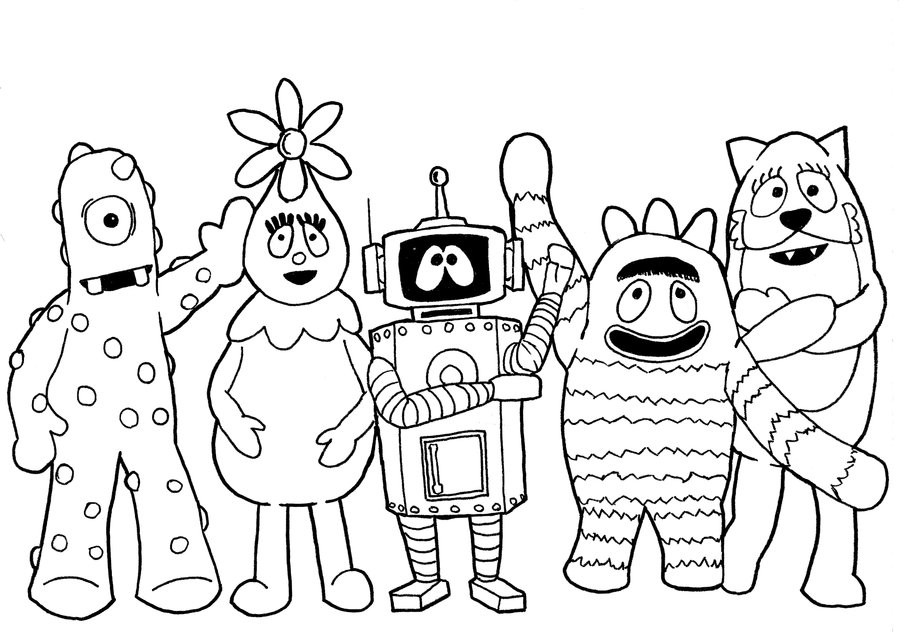 nickelodeon coloring book pages - photo#17