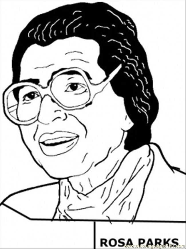 Rosa Parks Cartoon : Beautiful Scenery Photography