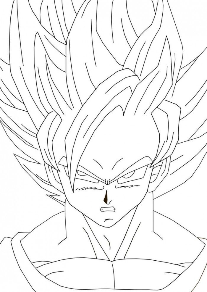 goku super saiyan 5 coloring pages. excellent goku super saiyan 5 ... - Super Saiyan Goku Coloring Pages