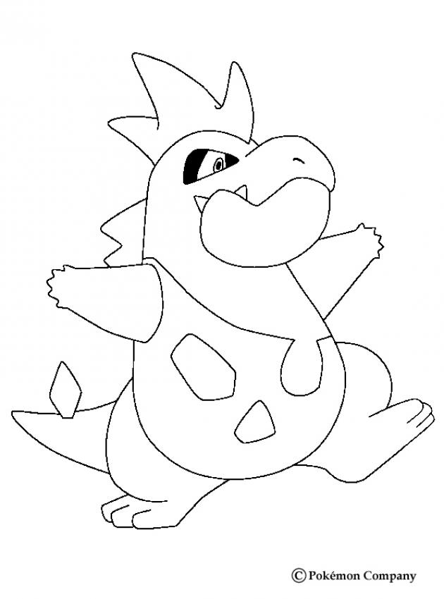 Free Pokemon Coloring Pages For Kids 2016 | 850x630
