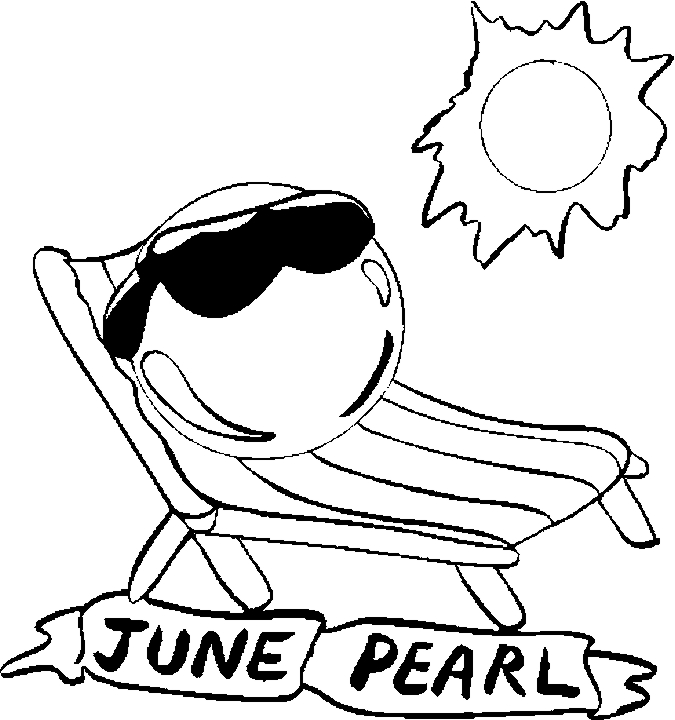 June Printable Coloring Pages Coloring-pages