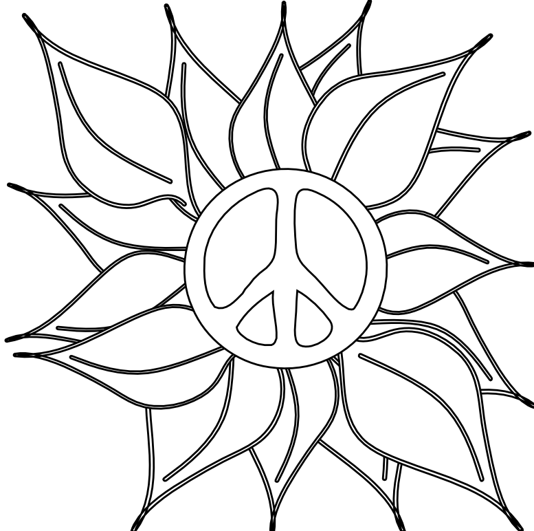 signs coloring pages - photo#33