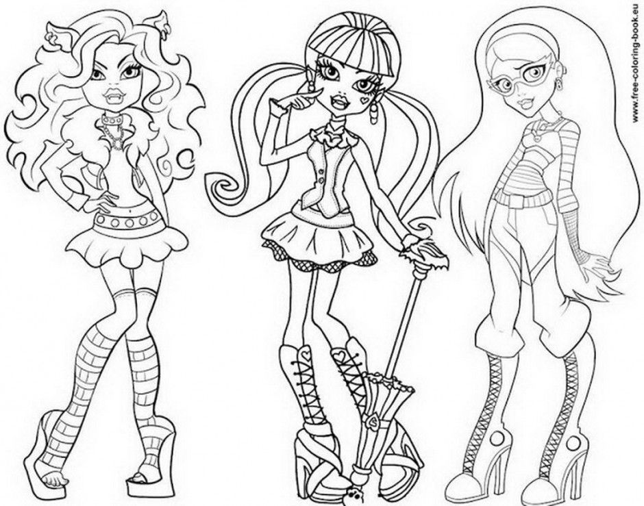 - American Girl Doll Coloring Page - Coloring Home