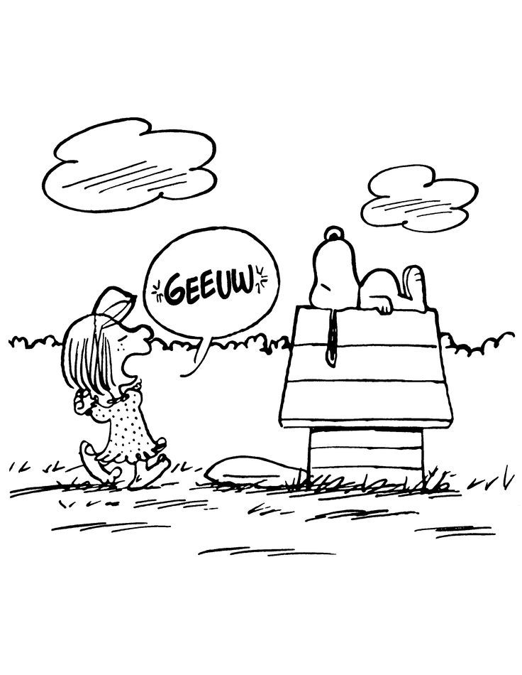 Peppermint Patty and Snoopy | Good Grief Charlie Brown