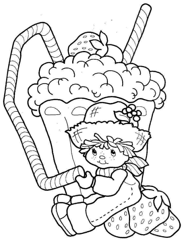 Cherry Jam Coloring Pages Coloring Home