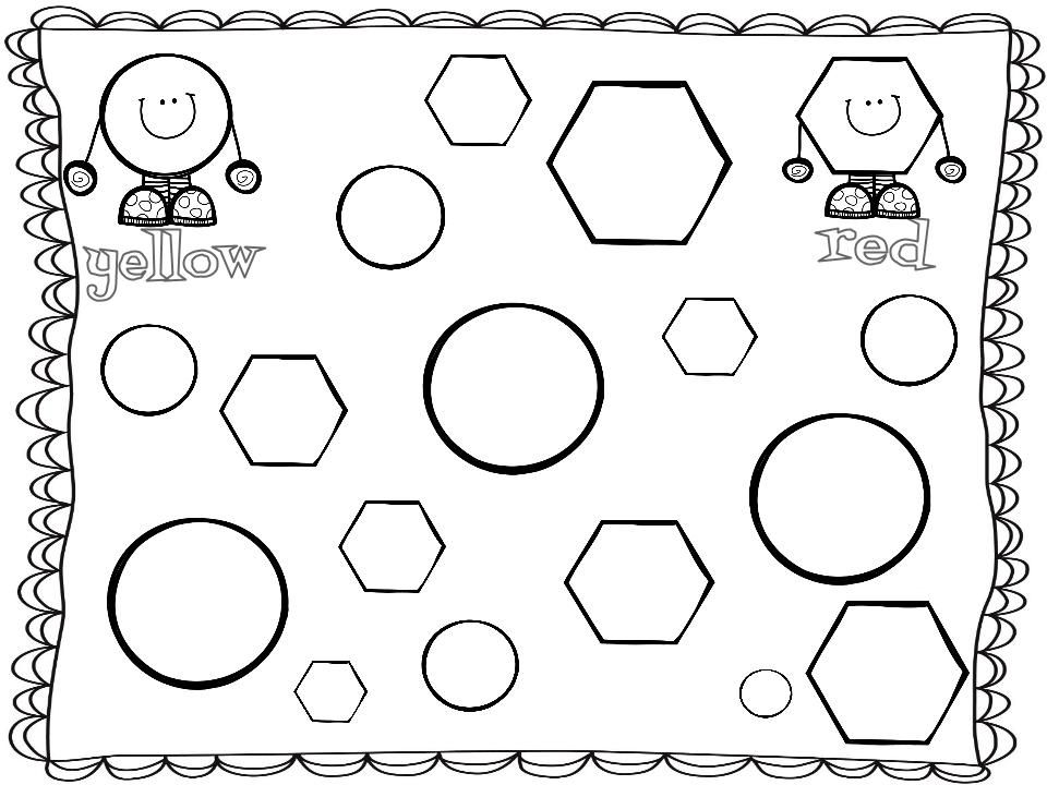 Printable Cut Out Shapes