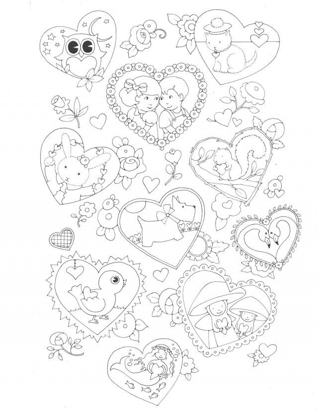 Mary Engelbreit Coloring Pages Coloring Home Engelbreit Coloring Pages