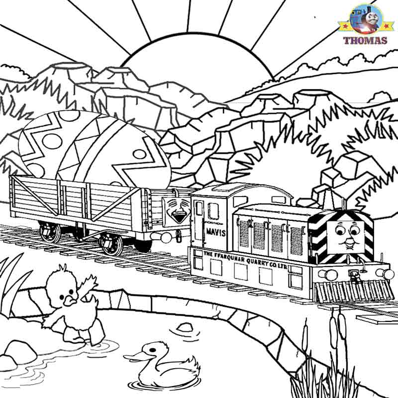 Printable thomas the train coloring pages coloring home for Printable thomas the train coloring pages