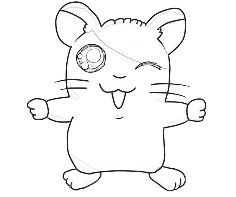 ham coloring pages - photo#31