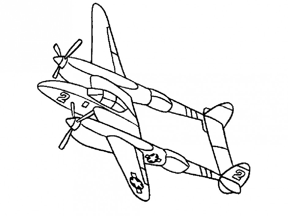 Fighter jet coloring page az coloring pages for Fighter plane coloring pages