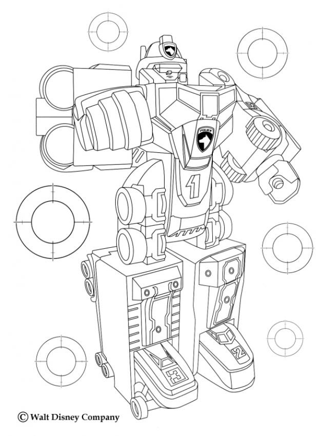 coloring pages space police - photo#7