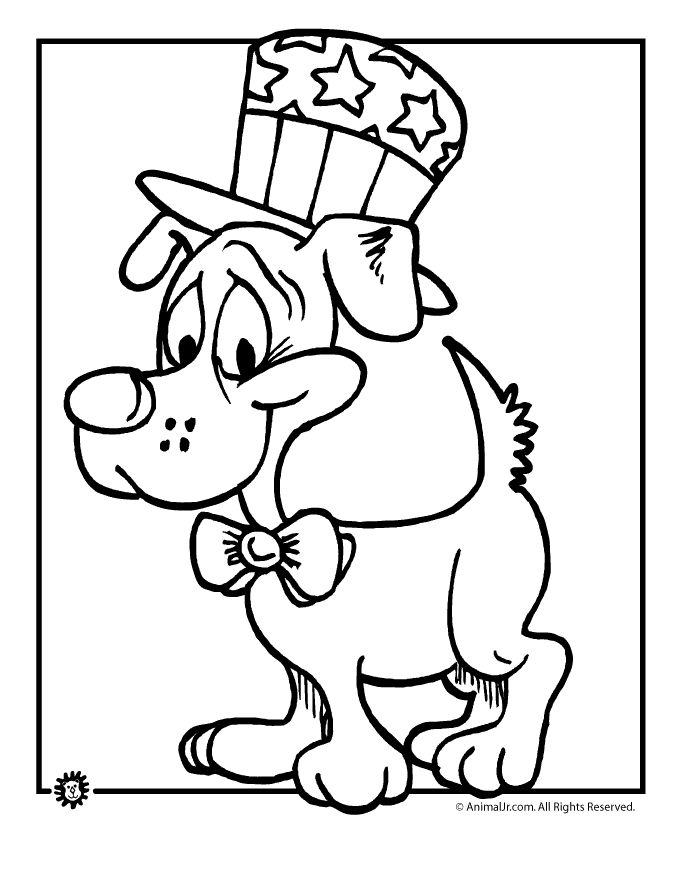 4th july coloring pages az coloring pages for 4th of july color pages
