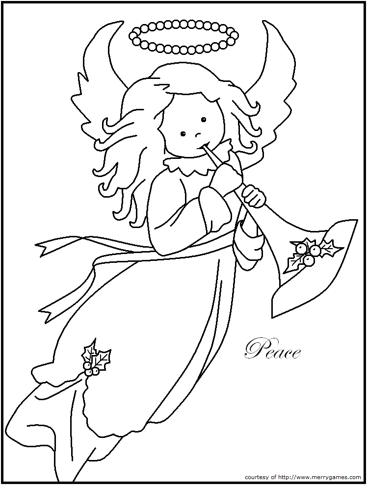 Coloring Pages Religious : Printable religious coloring pages home
