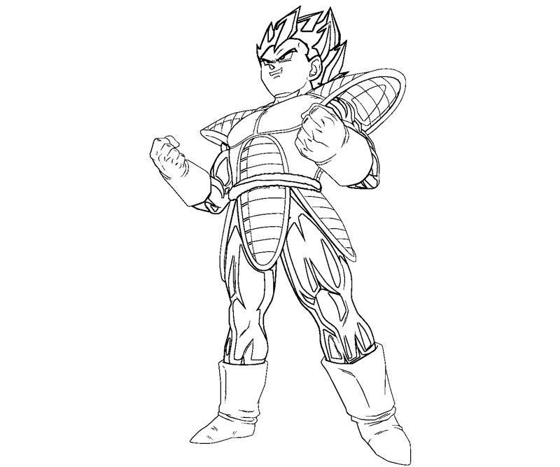 Goku Coloring Games Coloring