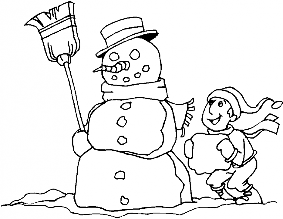 Pictures To Paint For Kids - Coloring Home
