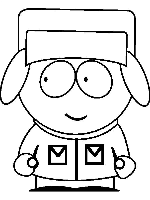 South Park Coloring Pages To Print - AZ Coloring Pages