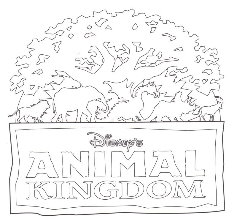 disney world coloring page coloring home