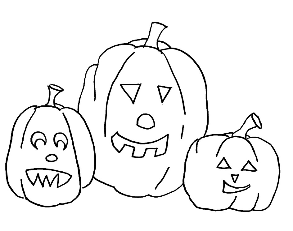 Free Easy Coloring Pages
